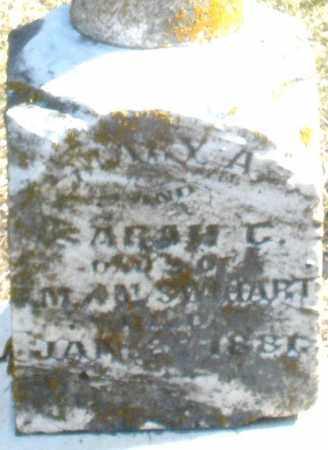 SWIHART, MARY A - Preble County, Ohio | MARY A SWIHART - Ohio Gravestone Photos