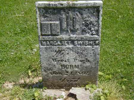 SWISHER-PUGH, MARGARET - Preble County, Ohio   MARGARET SWISHER-PUGH - Ohio Gravestone Photos