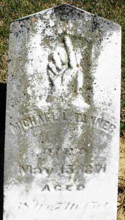 TANNER, MICHAEL L. - Preble County, Ohio   MICHAEL L. TANNER - Ohio Gravestone Photos
