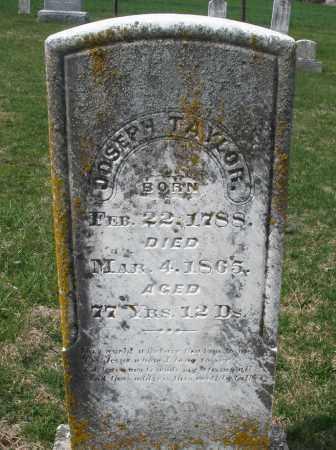 TAYLOR, JOSEPH - Preble County, Ohio | JOSEPH TAYLOR - Ohio Gravestone Photos
