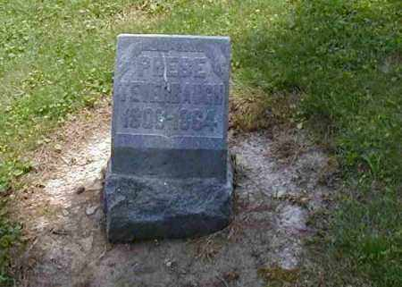 TEVERBAUGH, PHEBE - Preble County, Ohio | PHEBE TEVERBAUGH - Ohio Gravestone Photos