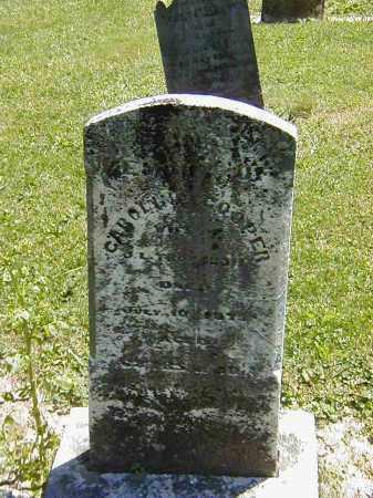 TROUSDAIL, CAROLINE COOPER - Preble County, Ohio | CAROLINE COOPER TROUSDAIL - Ohio Gravestone Photos