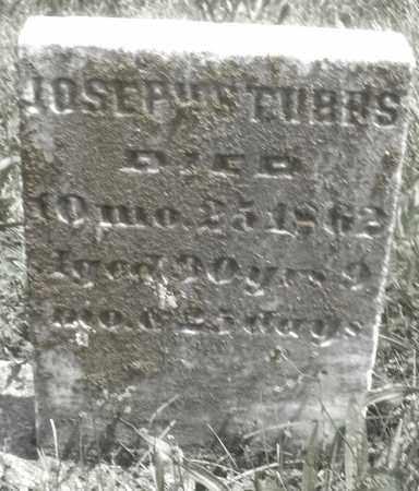 TUBBS, JOSEPH - Preble County, Ohio | JOSEPH TUBBS - Ohio Gravestone Photos