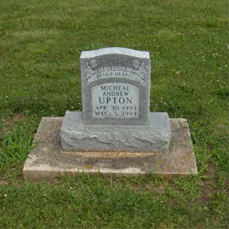 UPTON, MICHAEL ANDREW - Preble County, Ohio | MICHAEL ANDREW UPTON - Ohio Gravestone Photos