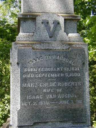VAN AUSDAL, MARY CHLOE - Preble County, Ohio | MARY CHLOE VAN AUSDAL - Ohio Gravestone Photos
