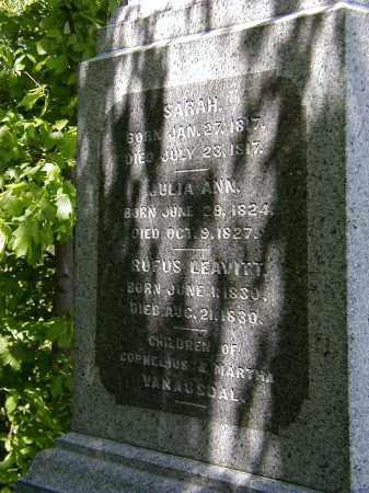 VAN AUSDAL, JULIA ANN - Preble County, Ohio | JULIA ANN VAN AUSDAL - Ohio Gravestone Photos