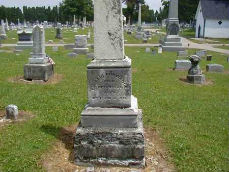 VIANCE, E. LEVI - Preble County, Ohio | E. LEVI VIANCE - Ohio Gravestone Photos