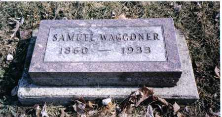 WAGGONER, SAMUEL - Preble County, Ohio | SAMUEL WAGGONER - Ohio Gravestone Photos