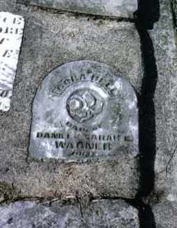WAGNER, CORA BELL - Preble County, Ohio   CORA BELL WAGNER - Ohio Gravestone Photos