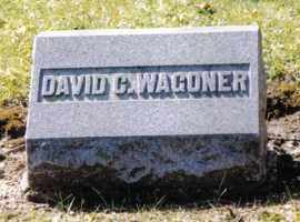 WAGONER, DAVID C. - Preble County, Ohio | DAVID C. WAGONER - Ohio Gravestone Photos