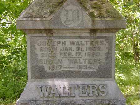 WALTERS, SUSAN - Preble County, Ohio | SUSAN WALTERS - Ohio Gravestone Photos