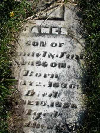 WASSON, JAMES - Preble County, Ohio | JAMES WASSON - Ohio Gravestone Photos