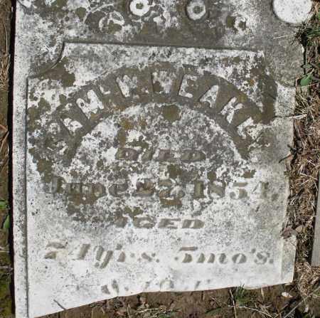 WEAKLY, SAMUEL W. - Preble County, Ohio | SAMUEL W. WEAKLY - Ohio Gravestone Photos