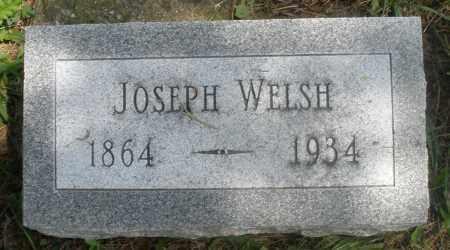 WELSH, JOSEPH - Preble County, Ohio   JOSEPH WELSH - Ohio Gravestone Photos