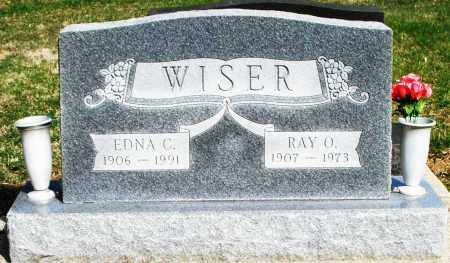 WISER, RAY O. - Preble County, Ohio | RAY O. WISER - Ohio Gravestone Photos