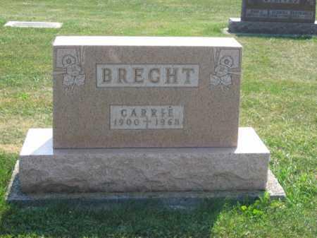 SPAID BRECHT, CARRIE - Putnam County, Ohio   CARRIE SPAID BRECHT - Ohio Gravestone Photos