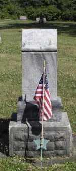 BROWN, ERVIN E. - Putnam County, Ohio   ERVIN E. BROWN - Ohio Gravestone Photos