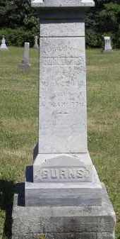 BURNS, JOHN - Putnam County, Ohio | JOHN BURNS - Ohio Gravestone Photos