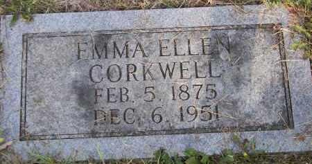 CORKWELL, EMMA ELLEN - Putnam County, Ohio | EMMA ELLEN CORKWELL - Ohio Gravestone Photos