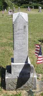 DETROW, WILLIAM H. - Putnam County, Ohio   WILLIAM H. DETROW - Ohio Gravestone Photos