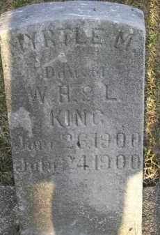 KING, MYRTLE M - Putnam County, Ohio   MYRTLE M KING - Ohio Gravestone Photos