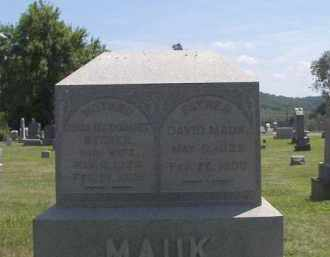 STOVER MAUK, ANNA MARGARET - Putnam County, Ohio | ANNA MARGARET STOVER MAUK - Ohio Gravestone Photos