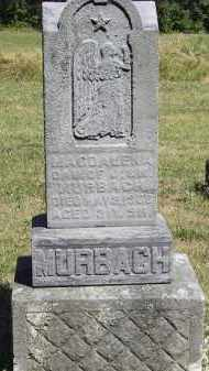 MURBACH, MAGDALENA - Putnam County, Ohio | MAGDALENA MURBACH - Ohio Gravestone Photos