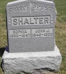SHALTERS, JOHN J. - Putnam County, Ohio | JOHN J. SHALTERS - Ohio Gravestone Photos