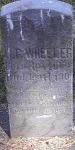 WHEELER, C.B. - Putnam County, Ohio | C.B. WHEELER - Ohio Gravestone Photos