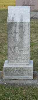 WYNKOOP, LUELLA - Putnam County, Ohio | LUELLA WYNKOOP - Ohio Gravestone Photos