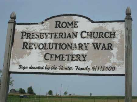 A CEMETERY, SIGN - Richland County, Ohio | SIGN A CEMETERY - Ohio Gravestone Photos