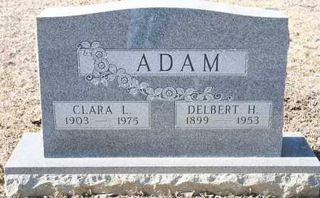 ADAM, CLARA L - Richland County, Ohio   CLARA L ADAM - Ohio Gravestone Photos