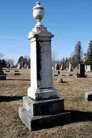 ADAMS, JAMES MILTON - Richland County, Ohio | JAMES MILTON ADAMS - Ohio Gravestone Photos