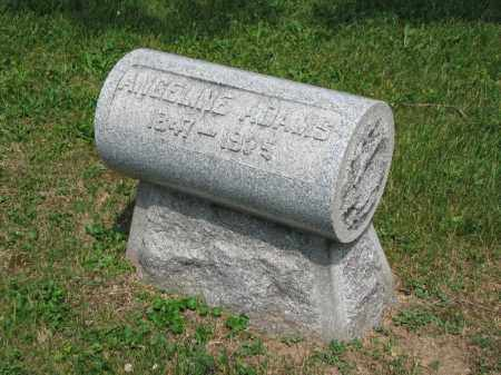 ADAMS, ANGELINE - Richland County, Ohio   ANGELINE ADAMS - Ohio Gravestone Photos