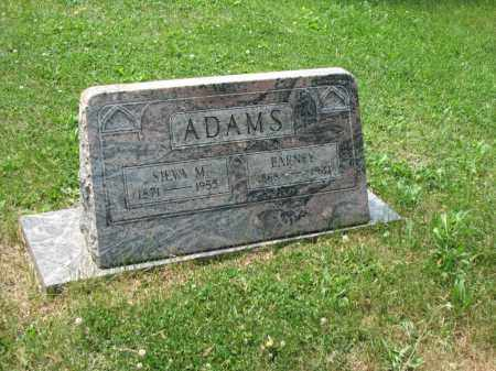 ADAMS, BARNEY I - Richland County, Ohio | BARNEY I ADAMS - Ohio Gravestone Photos