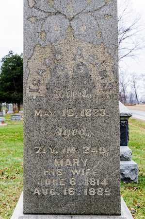 ADAMS, MARY - Richland County, Ohio | MARY ADAMS - Ohio Gravestone Photos