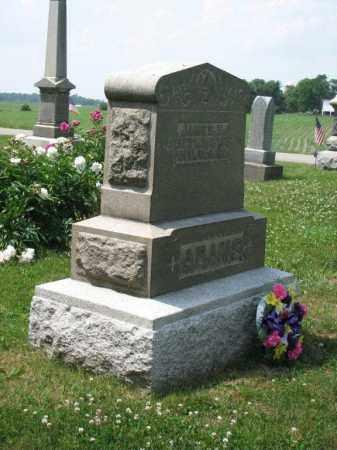 ADAMS, JAMES Z. - Richland County, Ohio | JAMES Z. ADAMS - Ohio Gravestone Photos