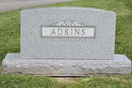ADKINS, ROY THOMAS - Richland County, Ohio | ROY THOMAS ADKINS - Ohio Gravestone Photos