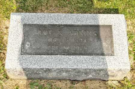 ADKINS, ROY S - Richland County, Ohio | ROY S ADKINS - Ohio Gravestone Photos