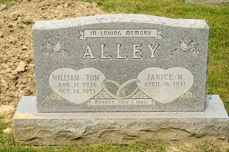 ALLEY, WILLIAM - Richland County, Ohio   WILLIAM ALLEY - Ohio Gravestone Photos