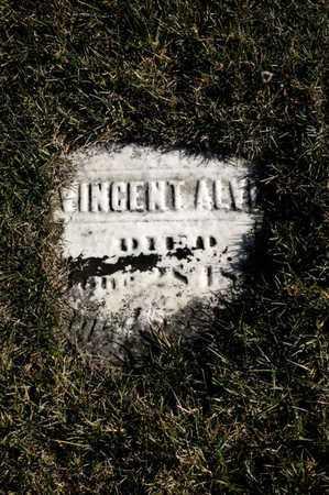 ALVEY, VINCENT - Richland County, Ohio   VINCENT ALVEY - Ohio Gravestone Photos