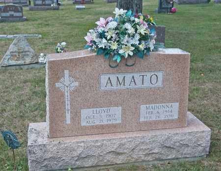 AMATO, MADONNA - Richland County, Ohio | MADONNA AMATO - Ohio Gravestone Photos