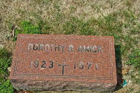 AMICK, DOROTHY R - Richland County, Ohio   DOROTHY R AMICK - Ohio Gravestone Photos