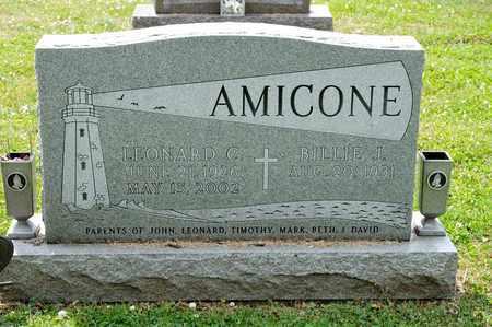AMICONE, LEONARD C - Richland County, Ohio | LEONARD C AMICONE - Ohio Gravestone Photos