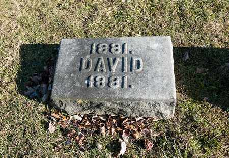ANDERSON, DAVID - Richland County, Ohio   DAVID ANDERSON - Ohio Gravestone Photos