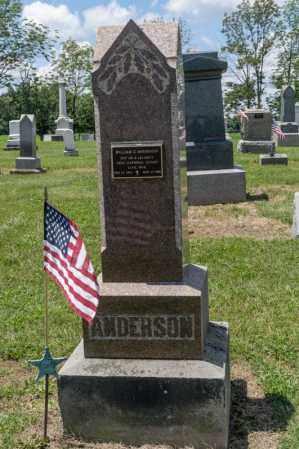 ANDERSON, ELIZABETH A - Richland County, Ohio   ELIZABETH A ANDERSON - Ohio Gravestone Photos