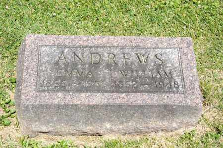 ANDREWS, EMMA - Richland County, Ohio | EMMA ANDREWS - Ohio Gravestone Photos