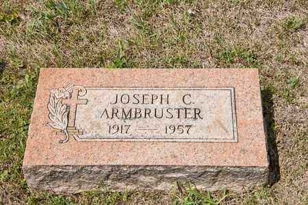 ARMBRUSTER, JOSEPH C - Richland County, Ohio   JOSEPH C ARMBRUSTER - Ohio Gravestone Photos