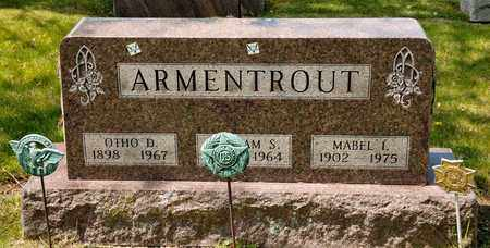 ARMENTROUT, MABEL I - Richland County, Ohio | MABEL I ARMENTROUT - Ohio Gravestone Photos