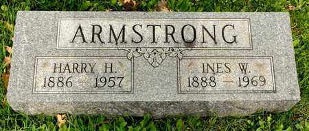 ARMSTRONG, HARRY J - Richland County, Ohio | HARRY J ARMSTRONG - Ohio Gravestone Photos